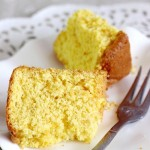 低糖無油橙肉蛋糕