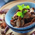 卤香鸡肫(下酒菜)