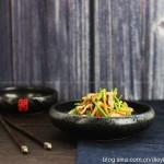 芫荽小炒肉(快手菜)