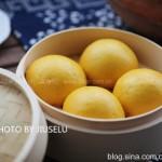 南瓜馒头(早餐食谱)