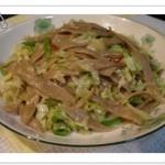 莜麦面鱼鱼(山西面食)