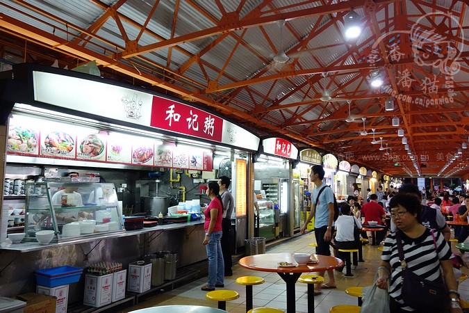 米其林偏爱街头小吃,新加坡不能错过的那些路边摊