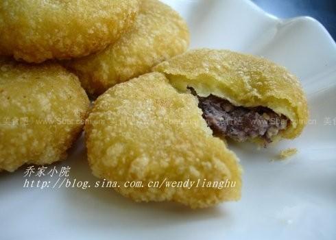 黄米面油糕(山西风味小吃)