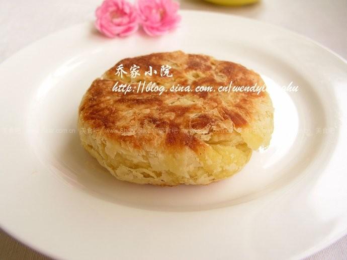 晋南枣泥油酥饼