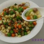 脆皮椒盐玉米