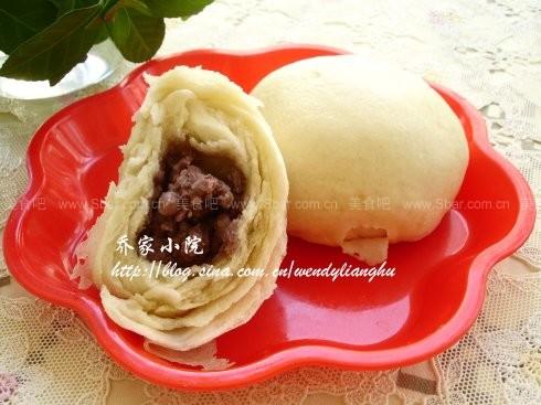 山西豆沙油酥饼和云南破酥包