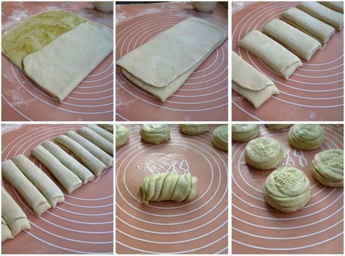 椒香发面饼
