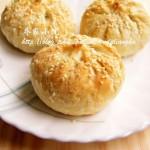 山西汾阳的烤包子