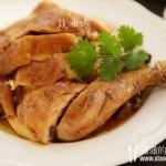 豉油鸡(地道广东菜)