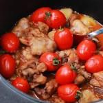 西式紅醋雞