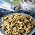 酥香干炸鲜蘑