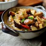 香菇蒸滑鸡(蒸的很简单真的超好吃)