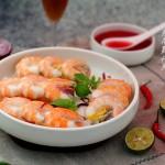 越南鲜虾卷(低脂减肥食谱)