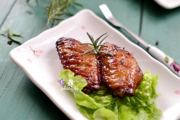 迷迭香烤翅