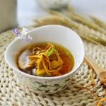 虫草花炖骨汤