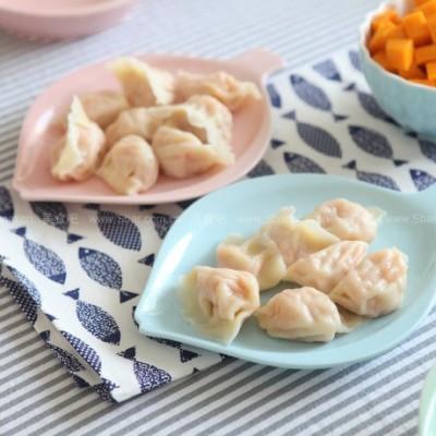 胡萝卜鲜虾水饺