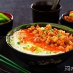辣肉面(老上海面馆的金字招牌)