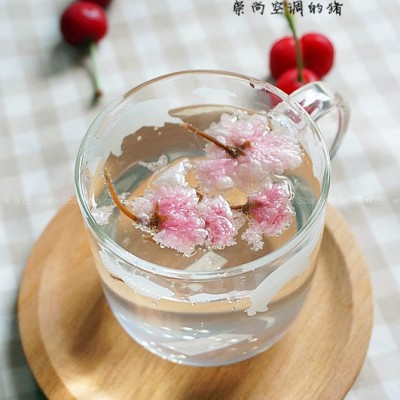 樱花苏打水