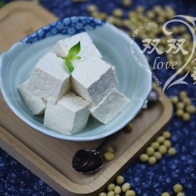 卤水豆腐、彩椒豆腐丸
