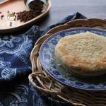 烫面椒盐油酥饼(电饼铛食谱)