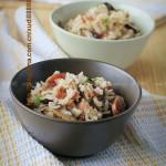 腊味红米饭(提高自身免疫力)