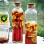 香蕉醋(减肥食谱)