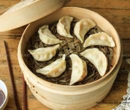 白菜猪肉鲜虾饺