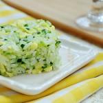 黄瓜炒饭(早餐食谱)