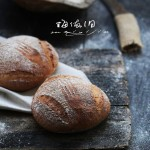 全麦蔓越莓面包(早餐食谱)