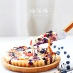 爆漿藍莓披薩