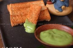 自制泰国香兰叶绿卡仕达酱