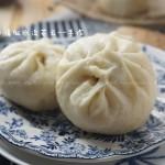 芹菜猪肉包子(早餐食谱)