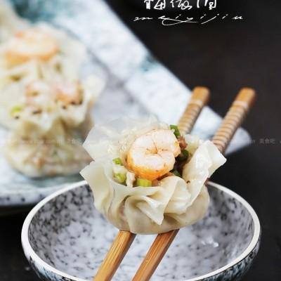 虾仁糯米烧麦