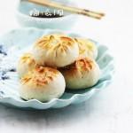 烤香菇素包(早餐食谱)