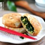 韭菜馅饼(早餐食谱)