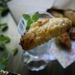 酸奶烤鸡翅(烤箱菜)