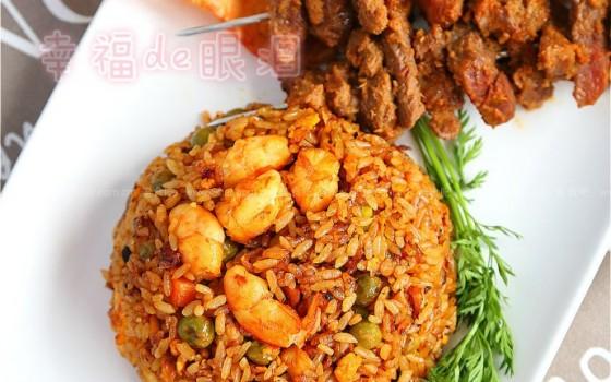 正宗印尼炒饭(东南亚风情美食)