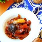 红烧蹄筋(宴客菜)