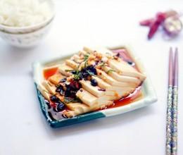 豆豉嫩豆腐