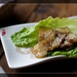 黑胡椒烤五花肉(烤箱菜)