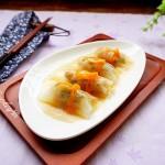 水晶冬瓜卷(清蒸菜)