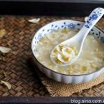 绿豆百合粥(清热降火)