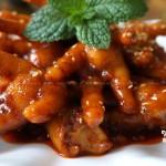 韓式辣雞爪