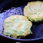 虾仁饼(早餐食谱)