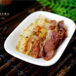 香煎腊肉(电饼铛食谱)
