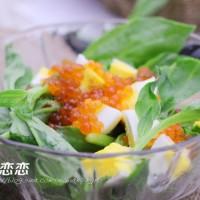 魚卵鮮冰菜