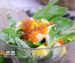 鱼卵鲜冰菜