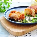 鸡腿包饭(烤箱食谱)