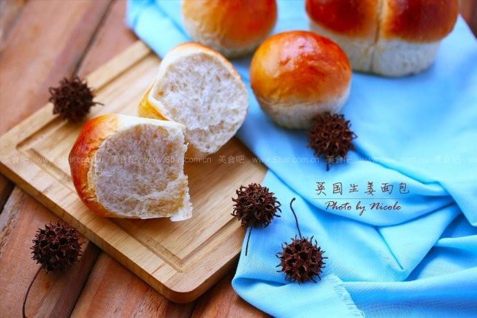 英国生姜面包