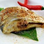 烤鲞鱼(烤箱菜)